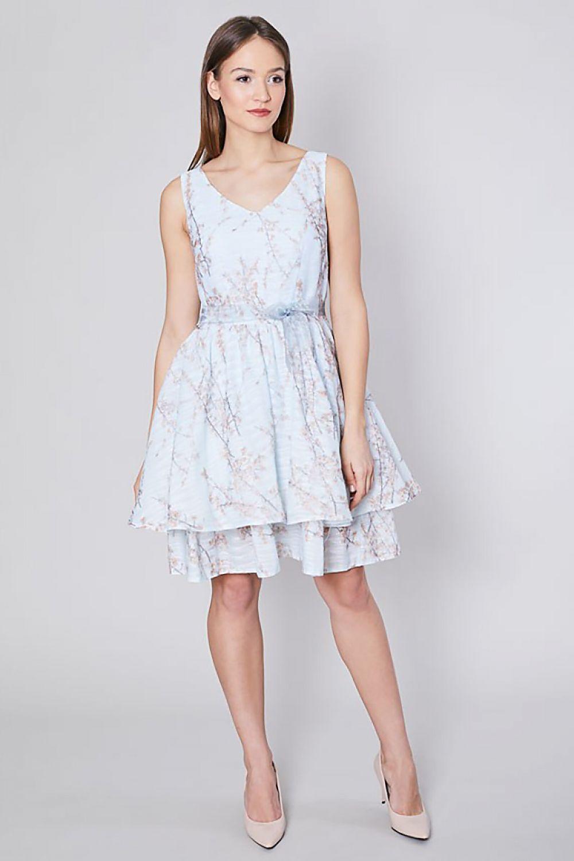 392805df68d Koktejlové šaty model 117431 Click Fashion Velkoobchod spodní prádlo ...