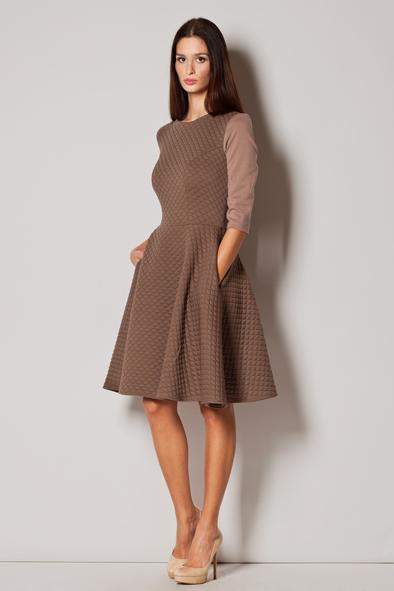 Denní šaty  model 44497 Figl