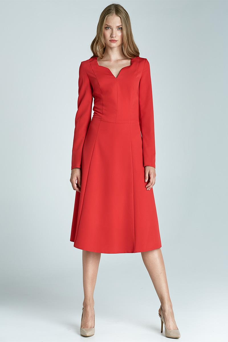 Denní šaty  model 45131 Nife