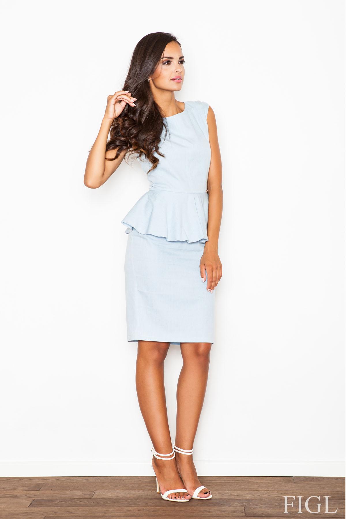Denní šaty  model 46851 Figl