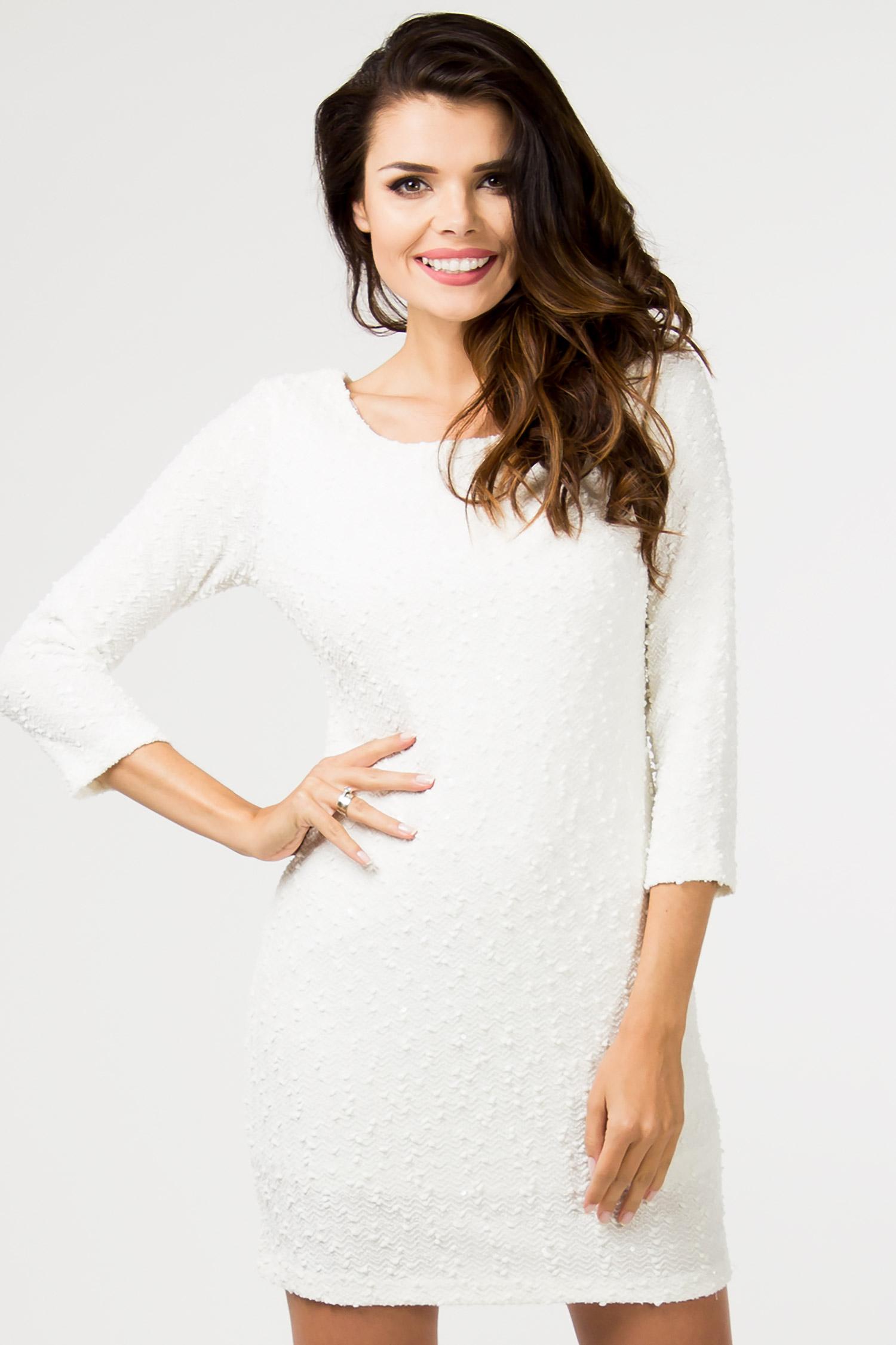 Společenské šaty  model 33687 Depare