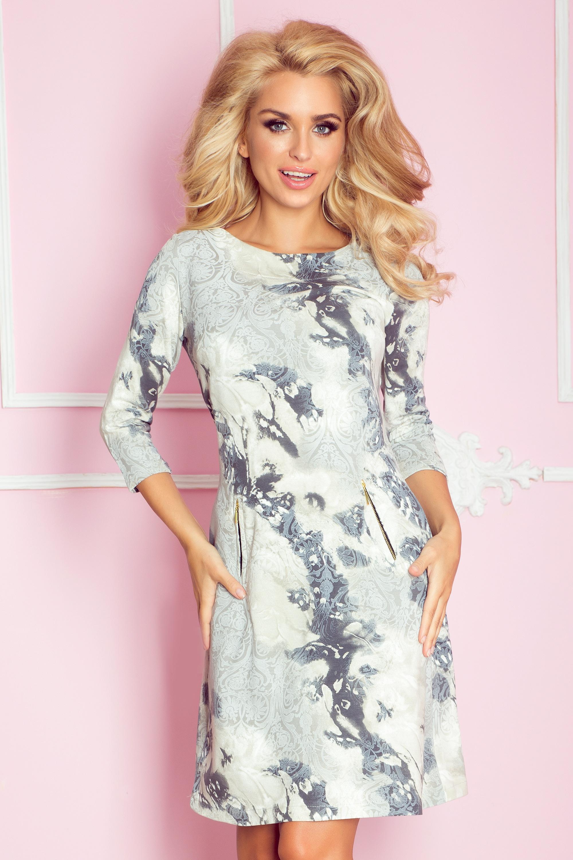 Denní šaty  model 47116 Numoco