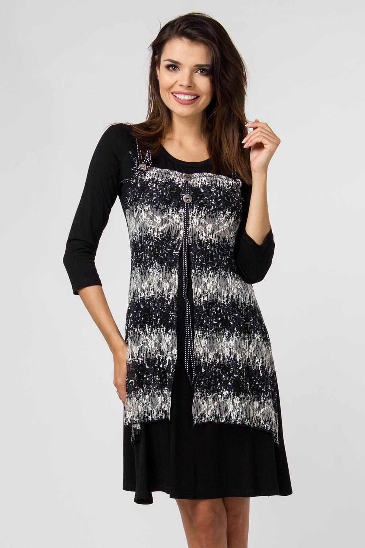Denní šaty  model 47394 Depare
