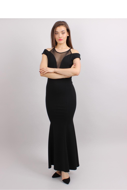 Dlouhé šaty  model 48607 Inello