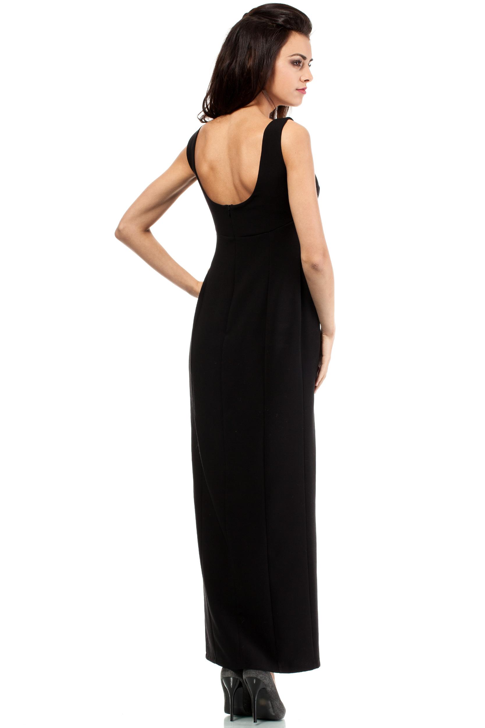 Dlouhé šaty  model 48685 Moe