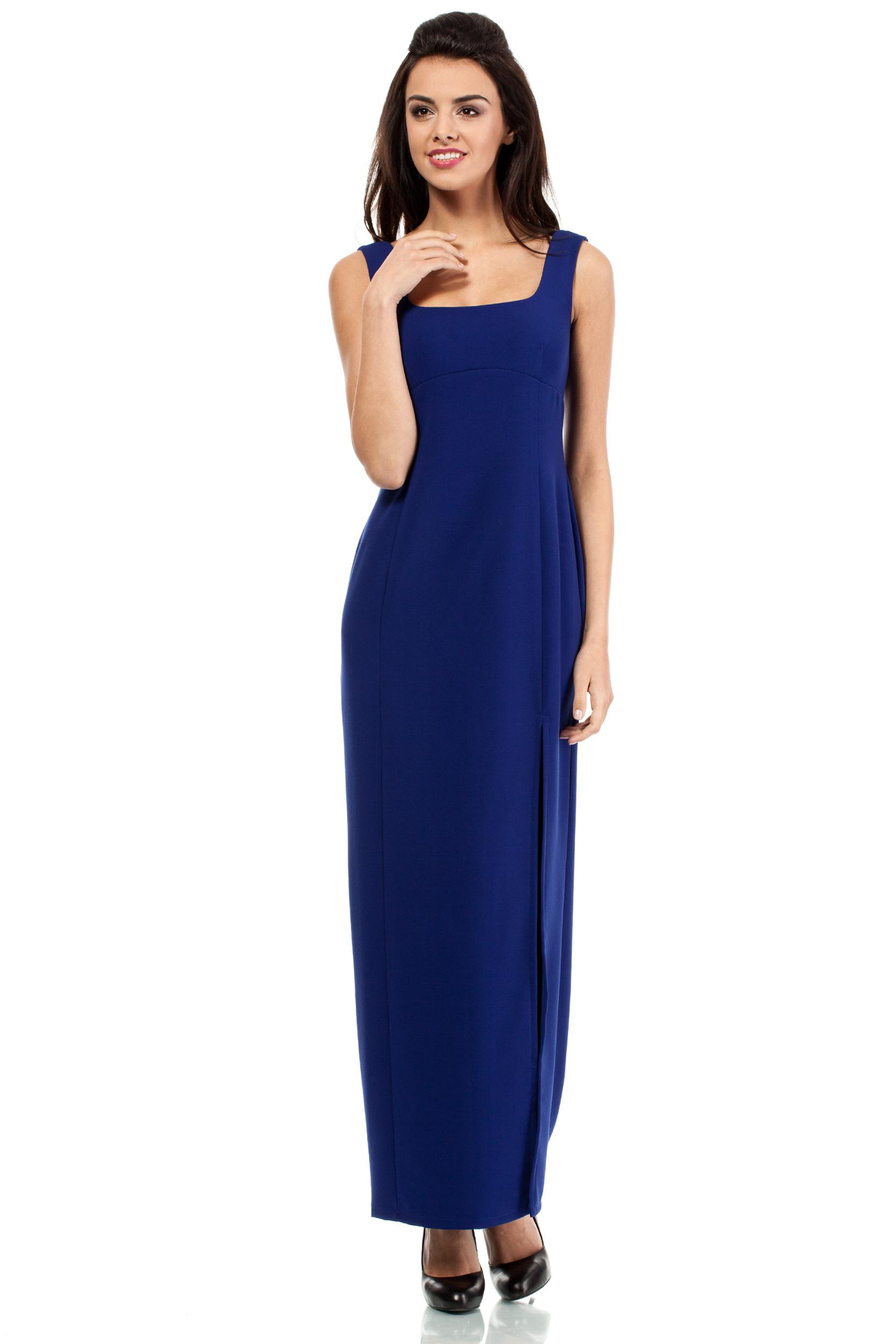 Dlouhé šaty  model 48688 Moe