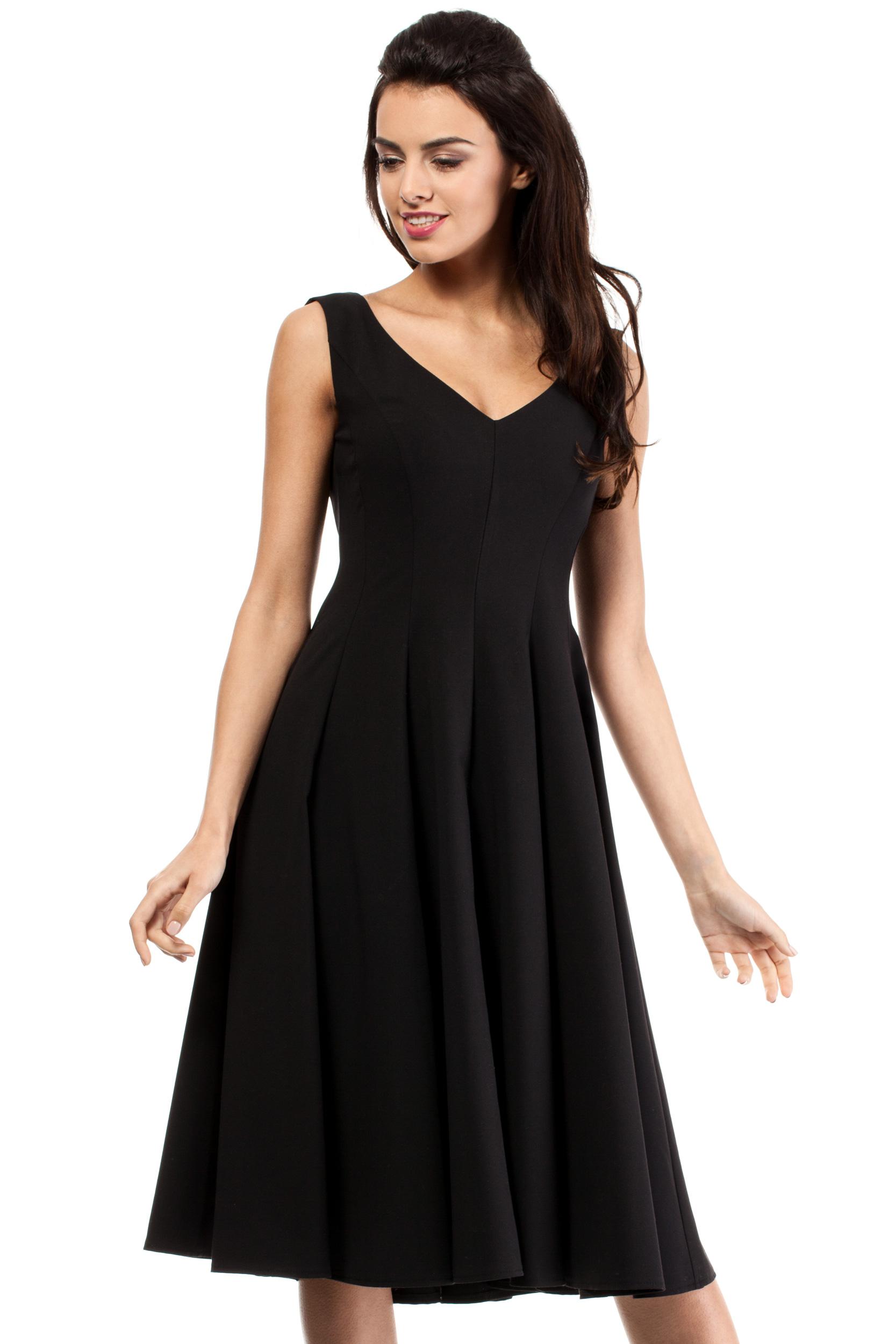 Společenské šaty  model 48689 Moe