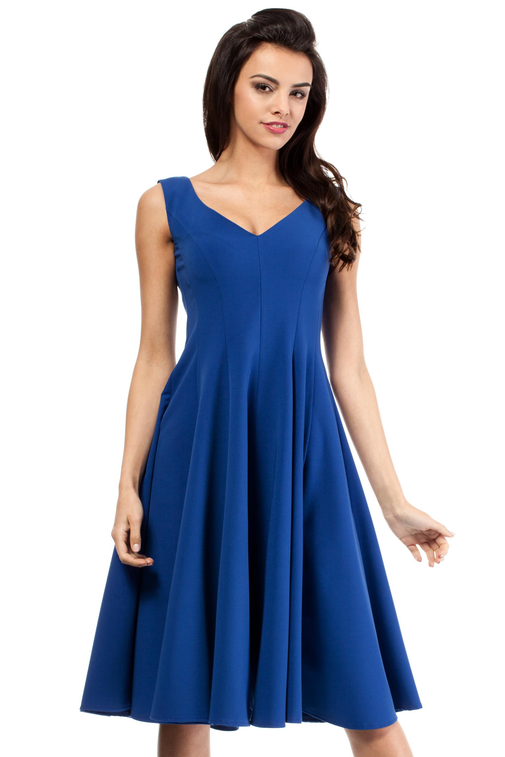 Společenské šaty  model 48690 Moe