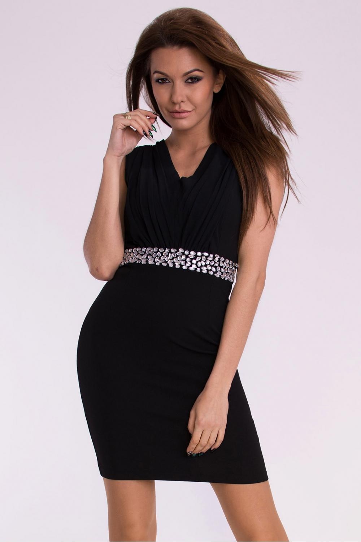 Krátké šaty  model 48898 YourNewStyle