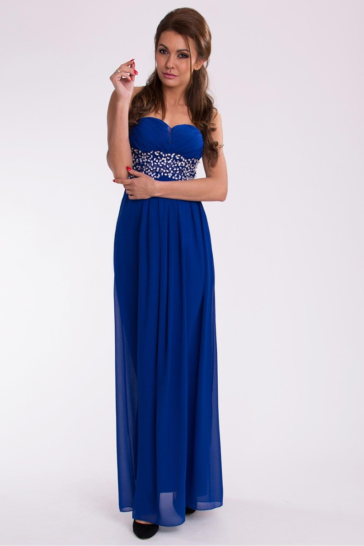 Dlouhé šaty  model 48915 YourNewStyle
