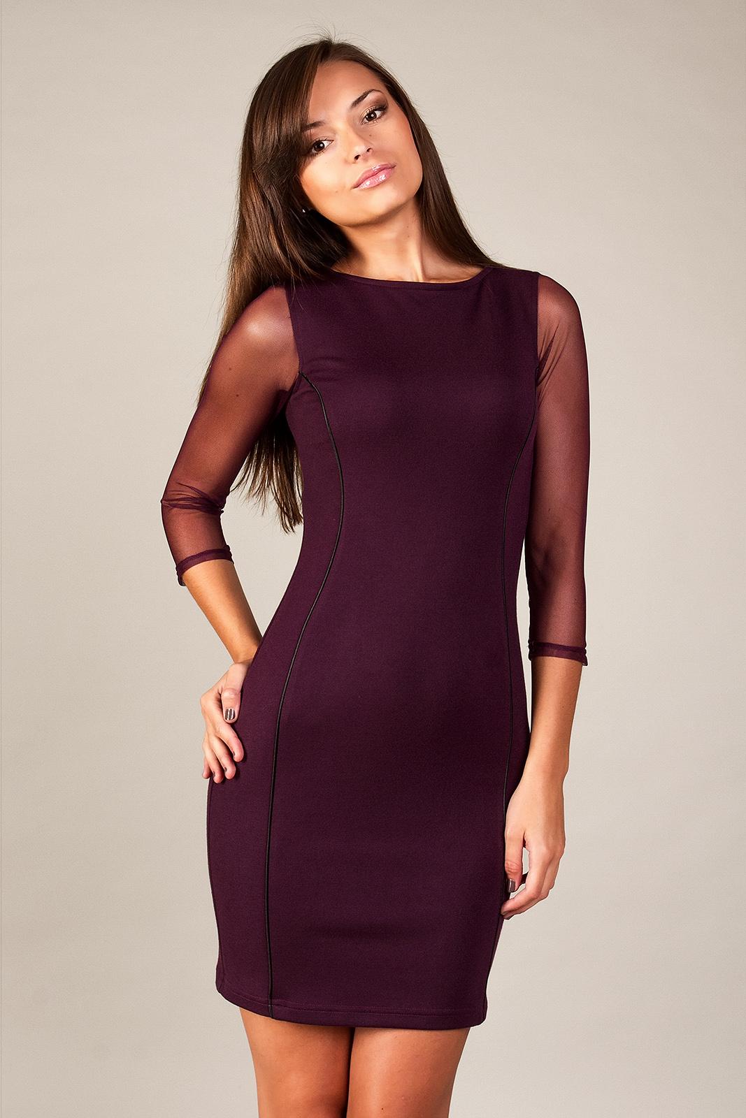 Večerní šaty  model 49610 Vera Fashion