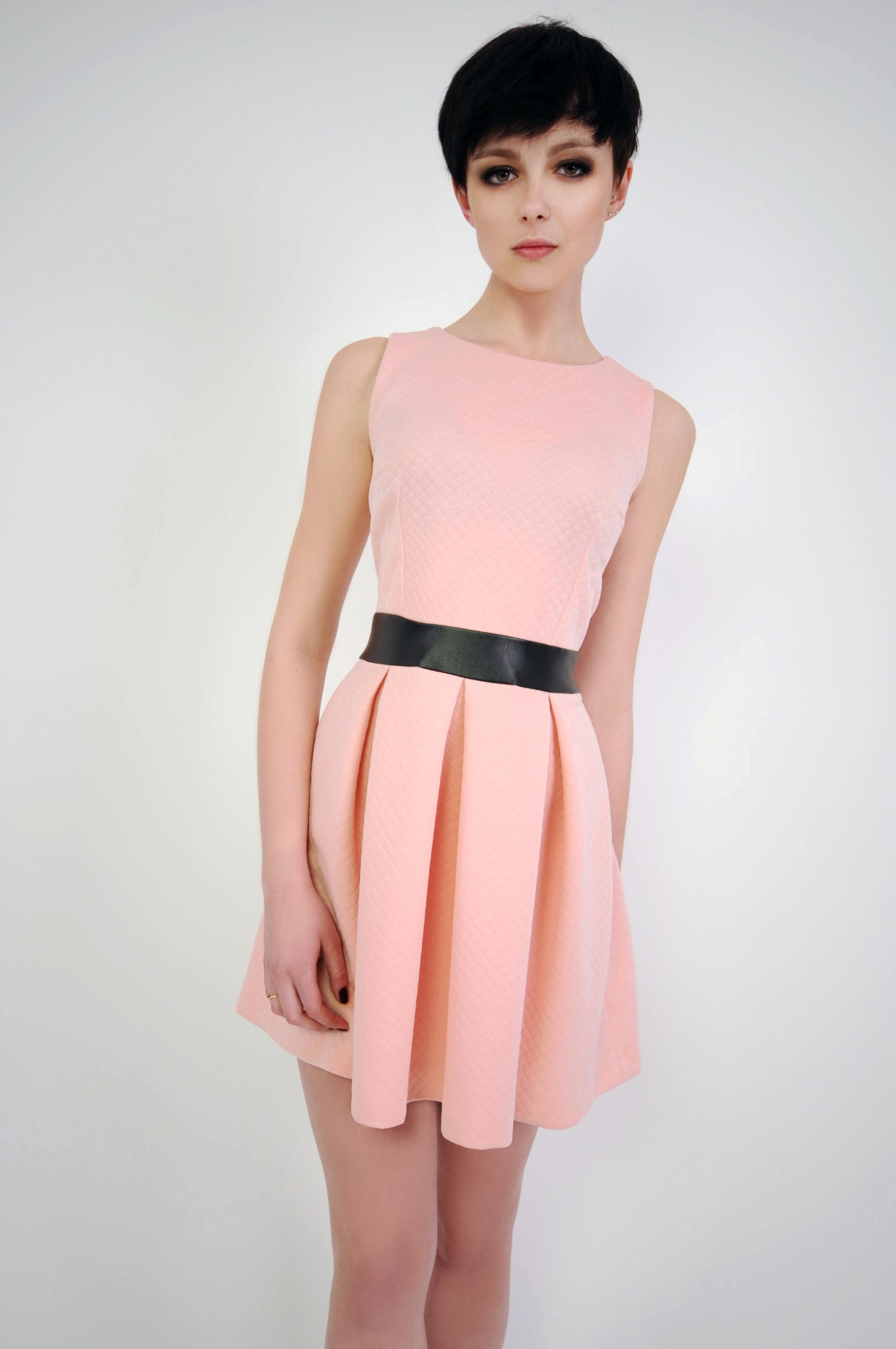 Denní šaty  model 49663 Vera Fashion