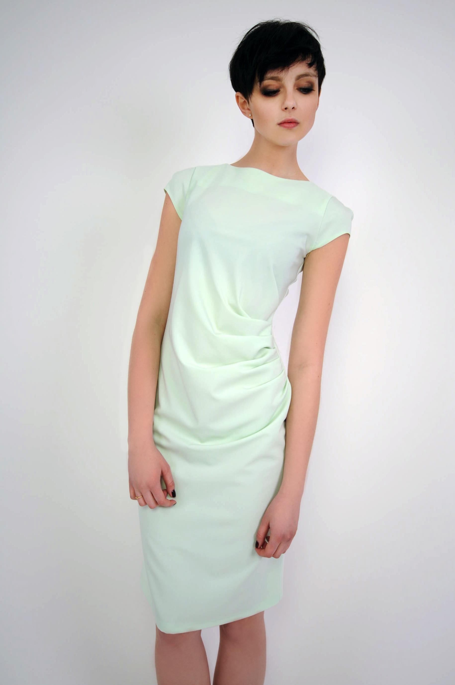 Denní šaty  model 49670 Vera Fashion
