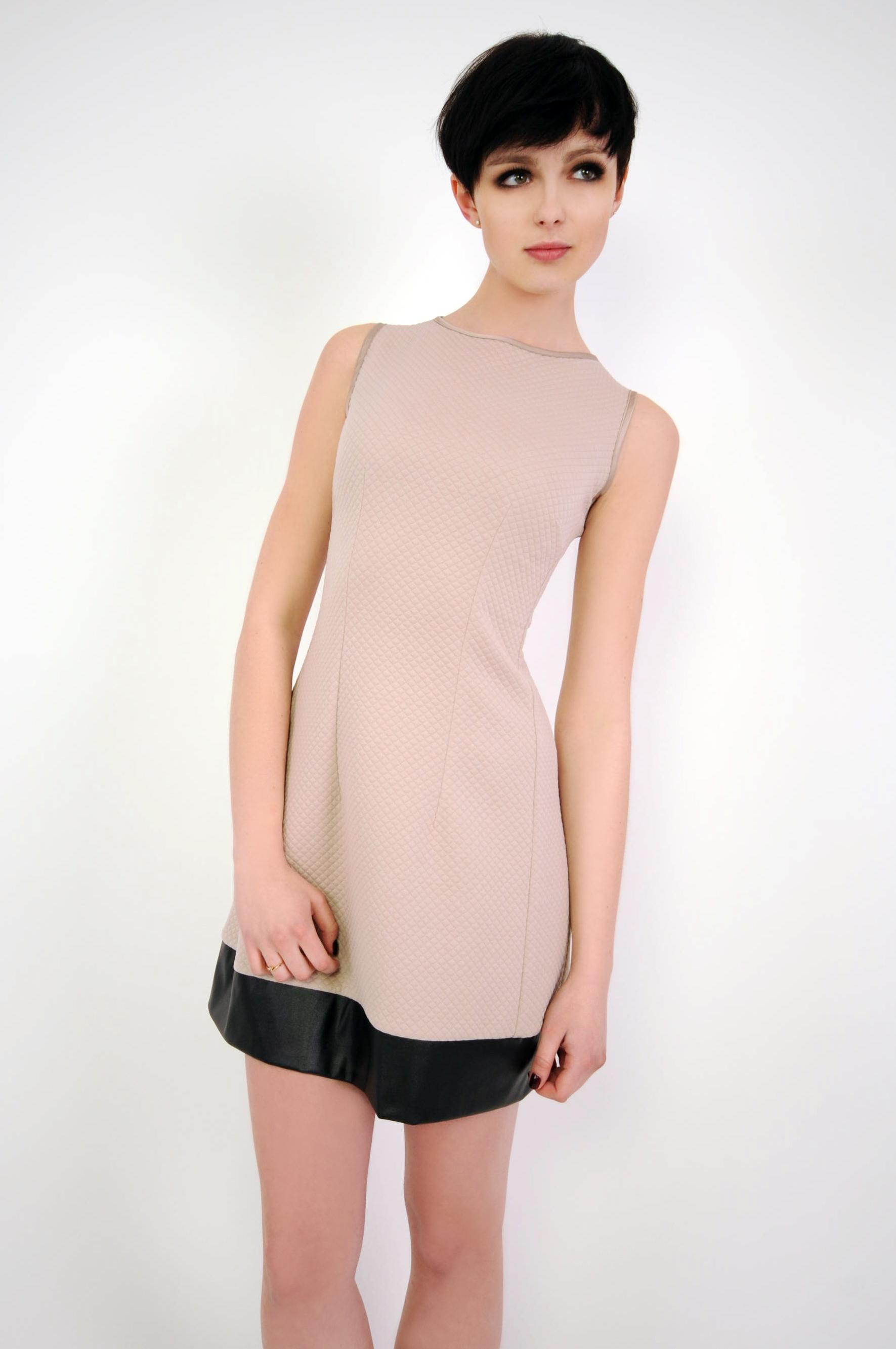 Denní šaty  model 49673 Vera Fashion