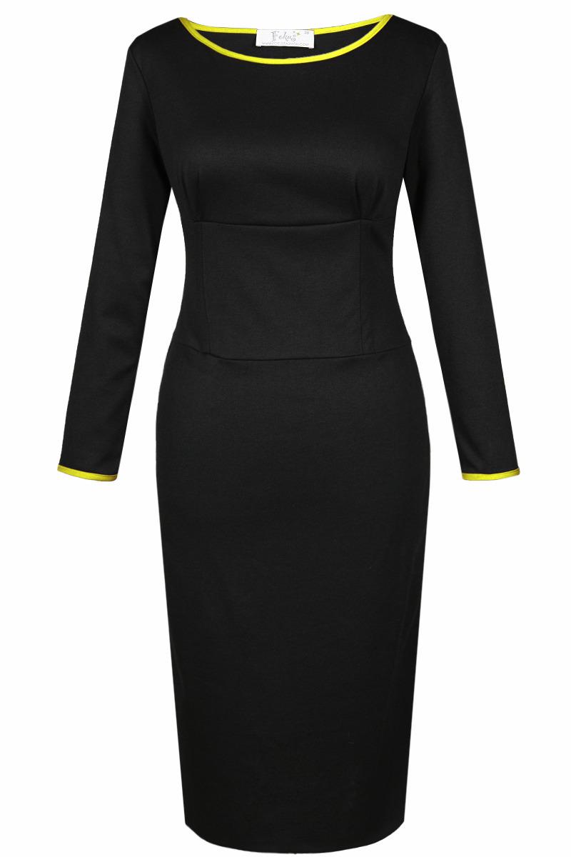 Denní šaty  model 49745 Fokus Fashion