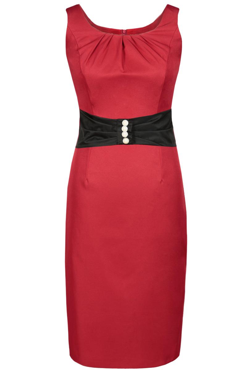 Denní šaty  model 49759 Fokus Fashion