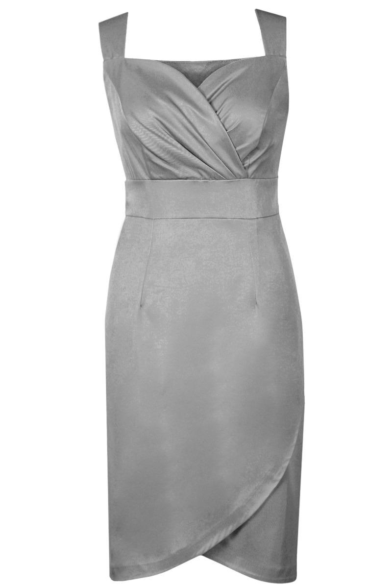 Společenské šaty  model 49772 Fokus Fashion