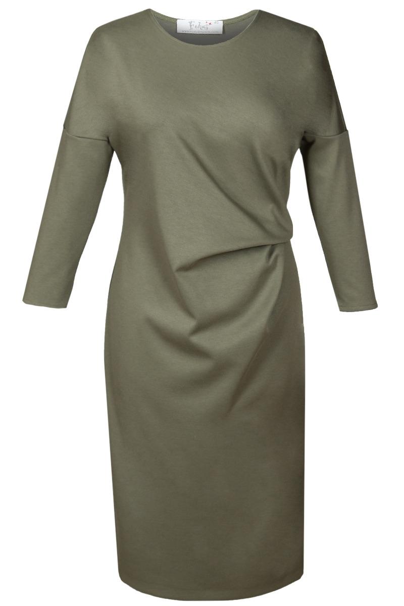 Denní šaty  model 49774 Fokus Fashion