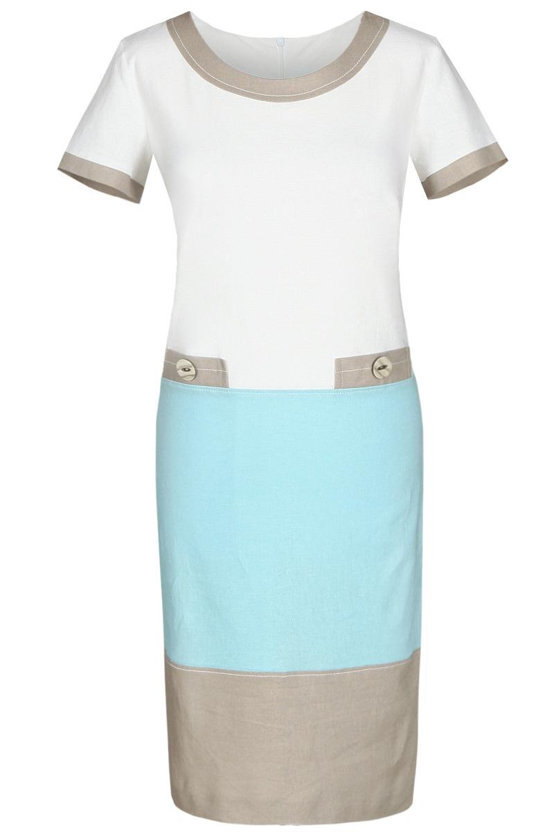Denní šaty  model 49791 Fokus Fashion