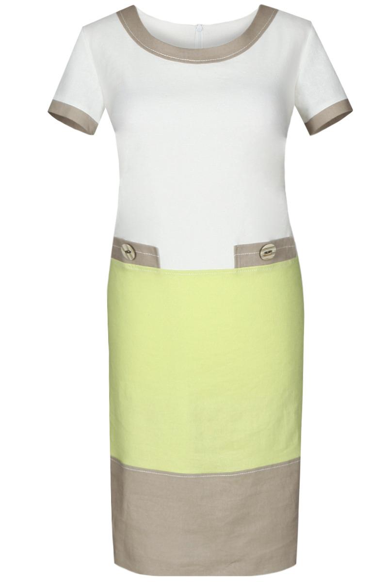 Denní šaty  model 49792 Fokus Fashion