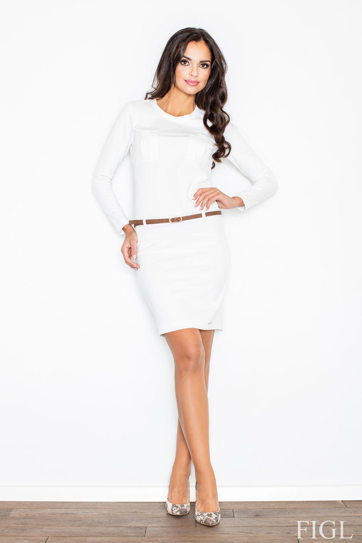 Denní šaty  model 49880 Figl