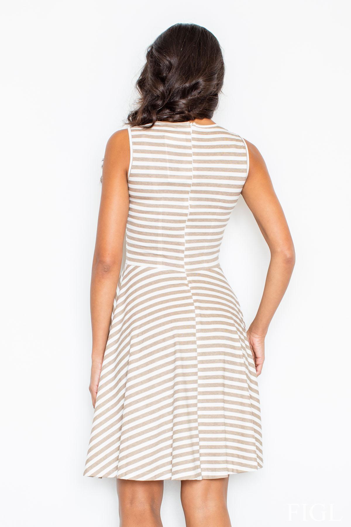 Denní šaty  model 49925 Figl