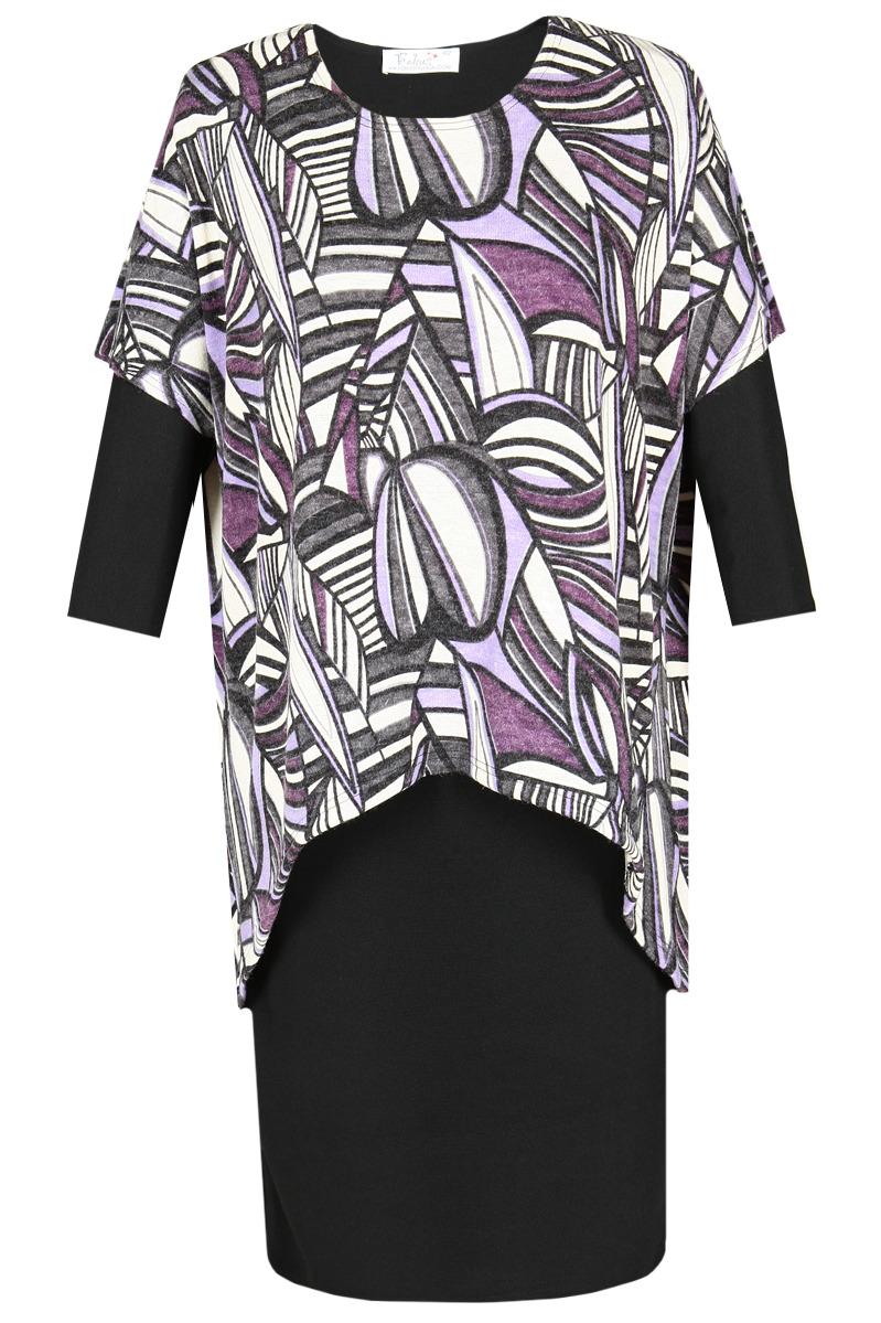 Denní šaty  model 50189 Fokus Fashion