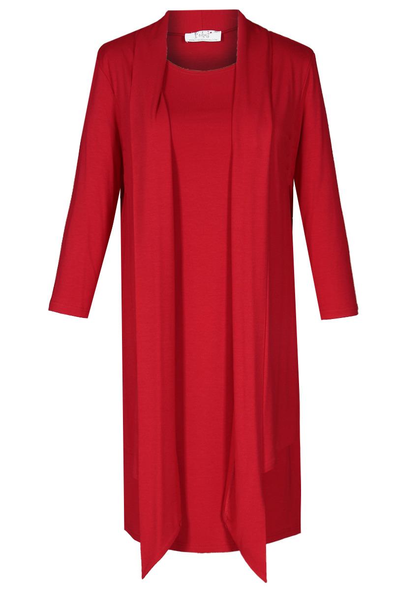 Denní šaty  model 50196 Fokus Fashion