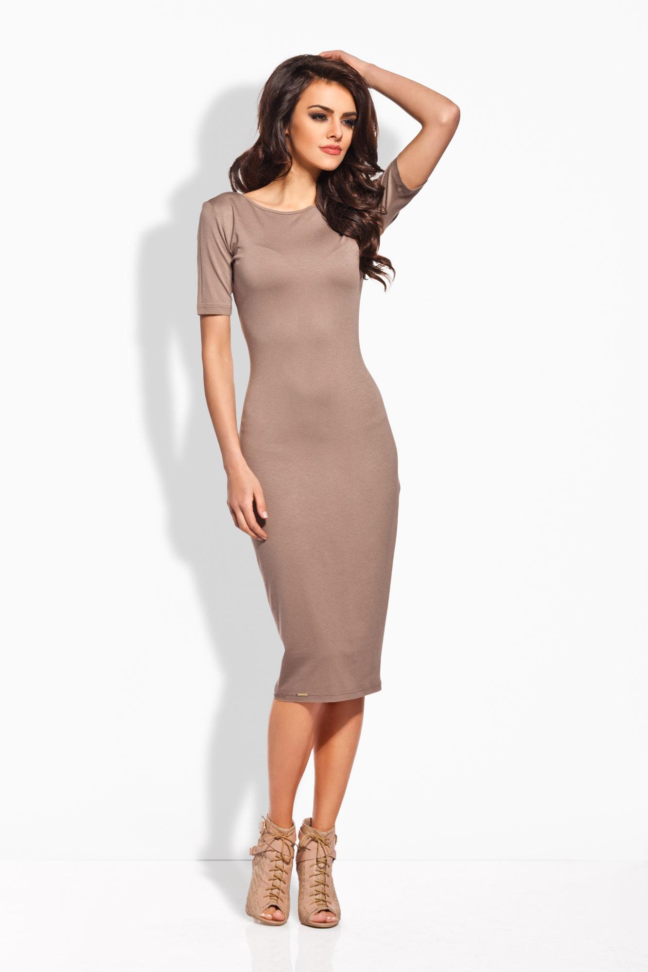 Večerní šaty  model 50497 Lemoniade