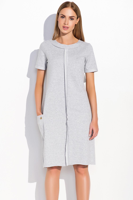 Denní šaty  model 50651 Makadamia