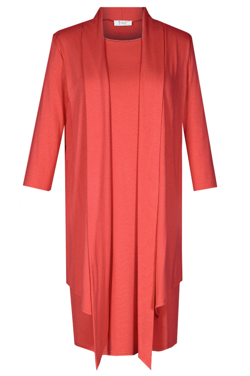 Společenské šaty  model 50946 Fokus Fashion
