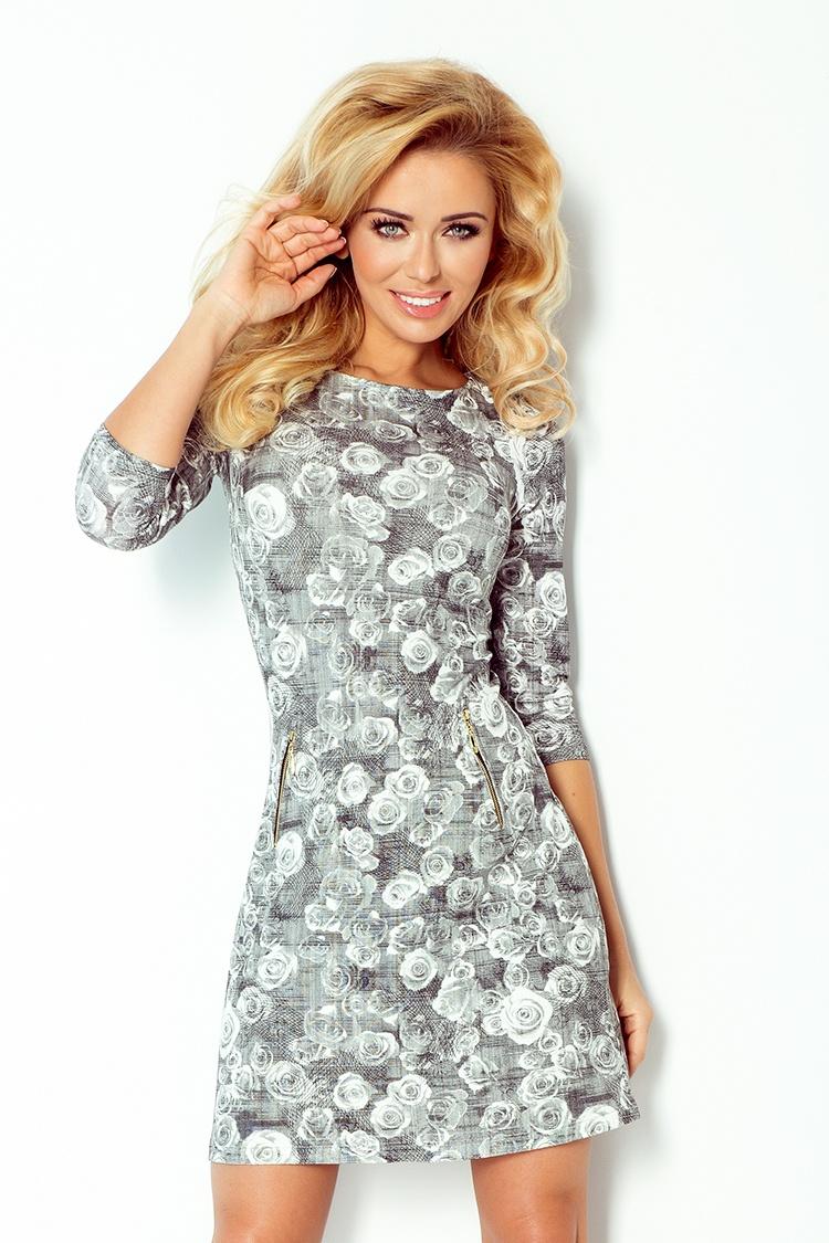 Denní šaty  model 50974 Numoco