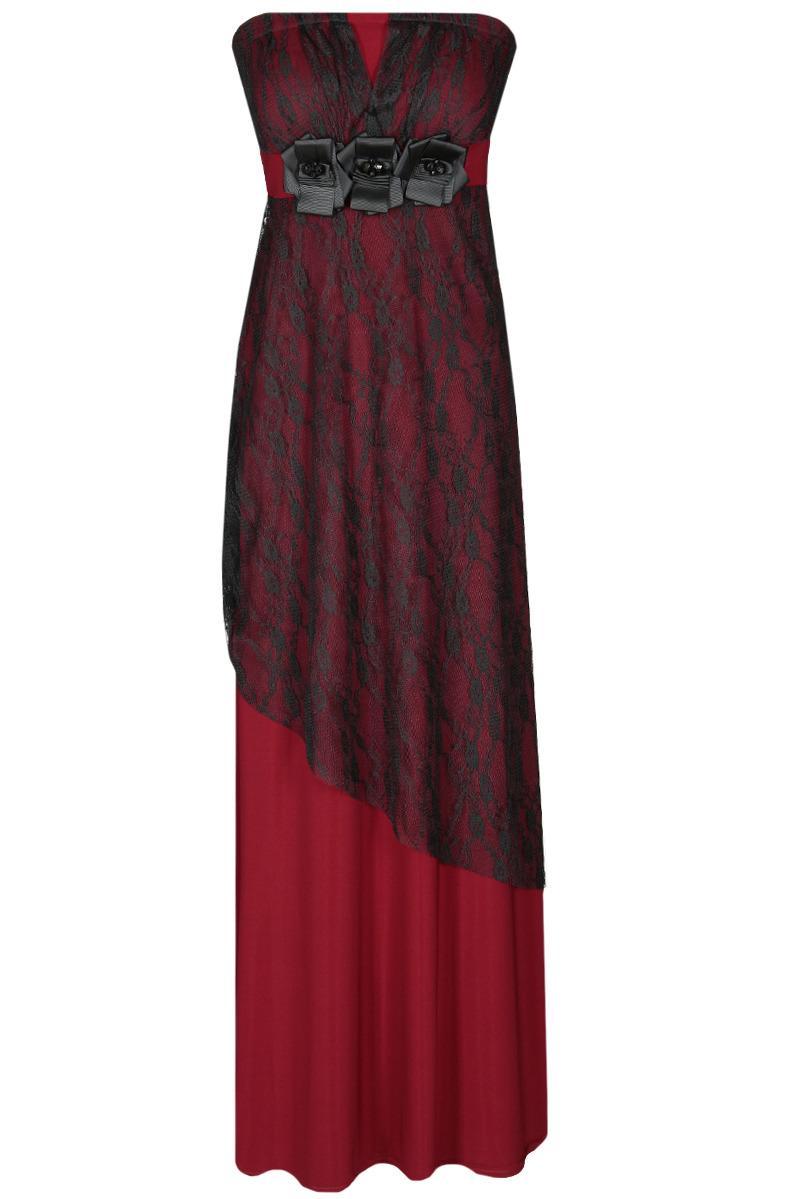 Večerní šaty  model 51354 Fokus Fashion