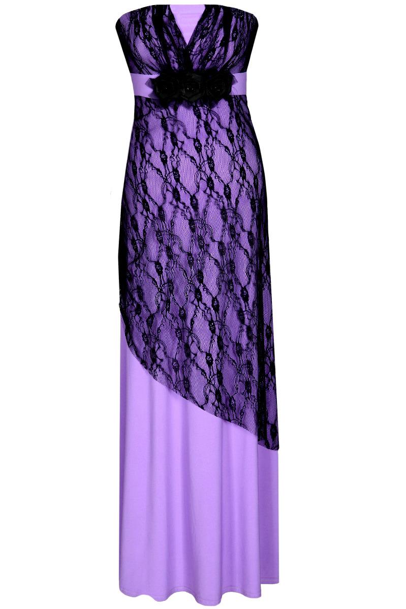 Večerní šaty  model 51355 Fokus Fashion