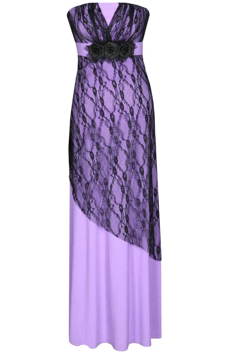 Večerní šaty  model 51356 Fokus Fashion