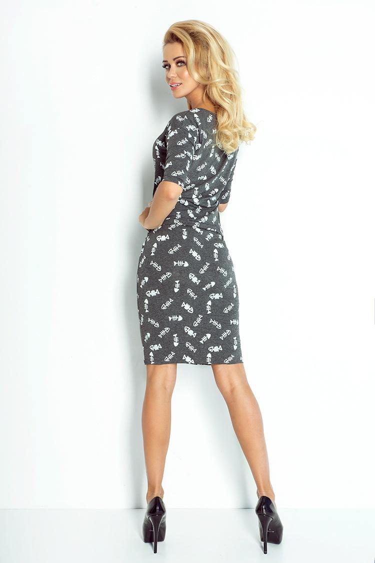 Denní šaty  model 51445 Numoco