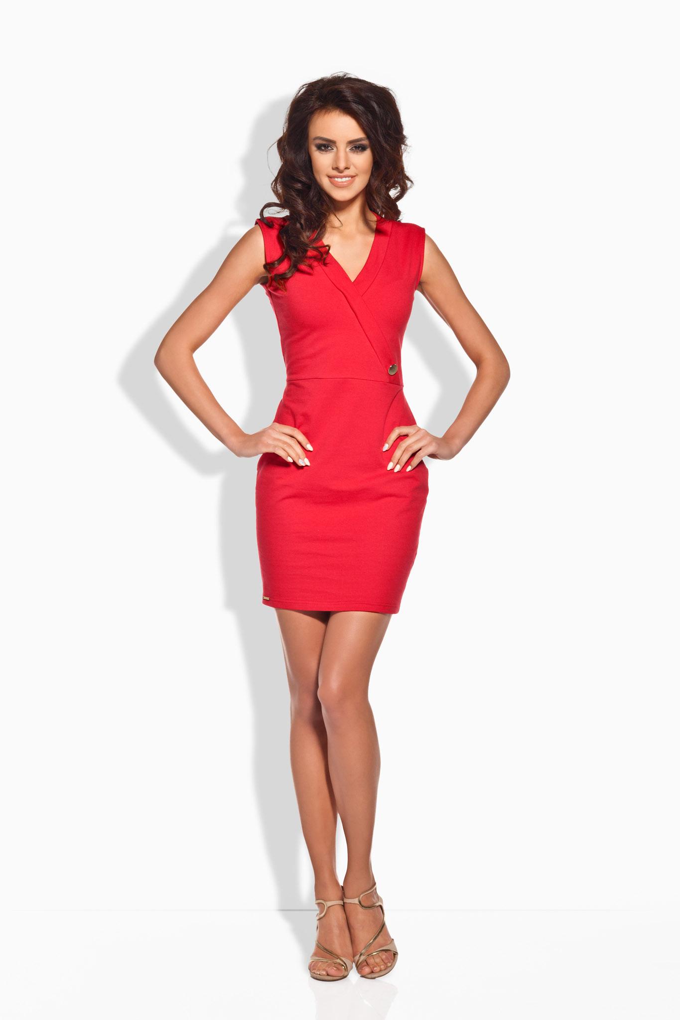 Večerní šaty  model 51873 Lemoniade
