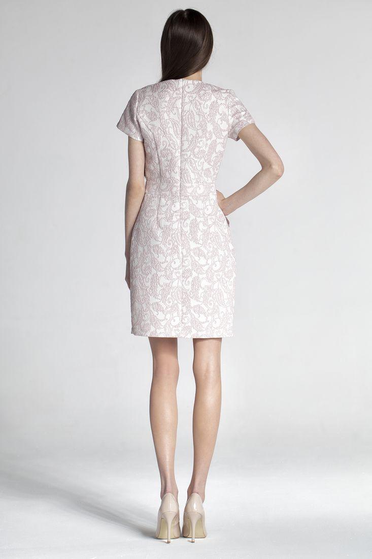 Společenské šaty  model 51958 ABG