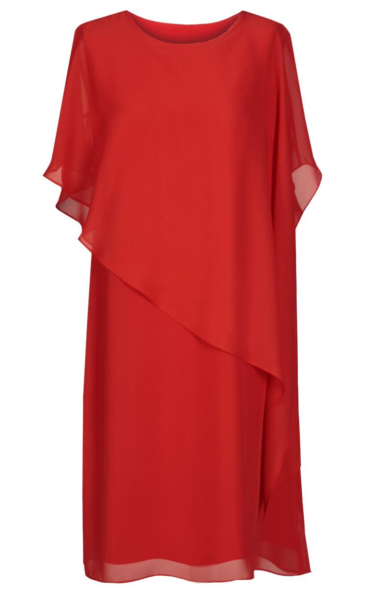 Denní šaty  model 52038 Fokus Fashion