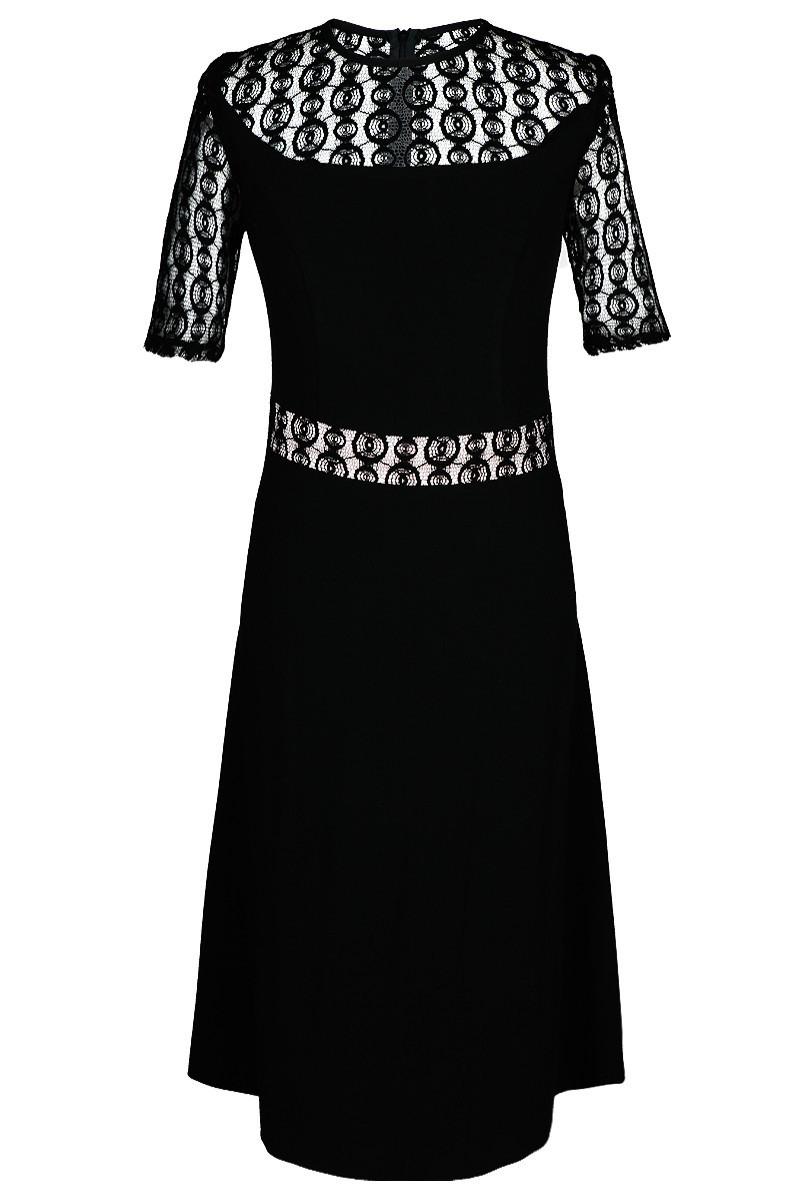 Večerní šaty  model 52048 Fokus Fashion