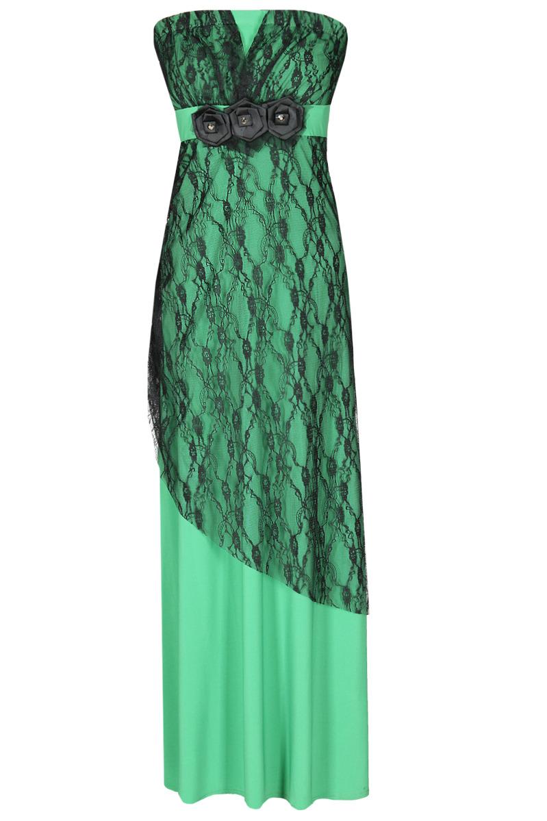 Večerní šaty  model 52062 Fokus Fashion