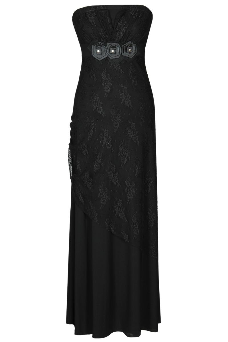 Večerní šaty  model 52063 Fokus Fashion