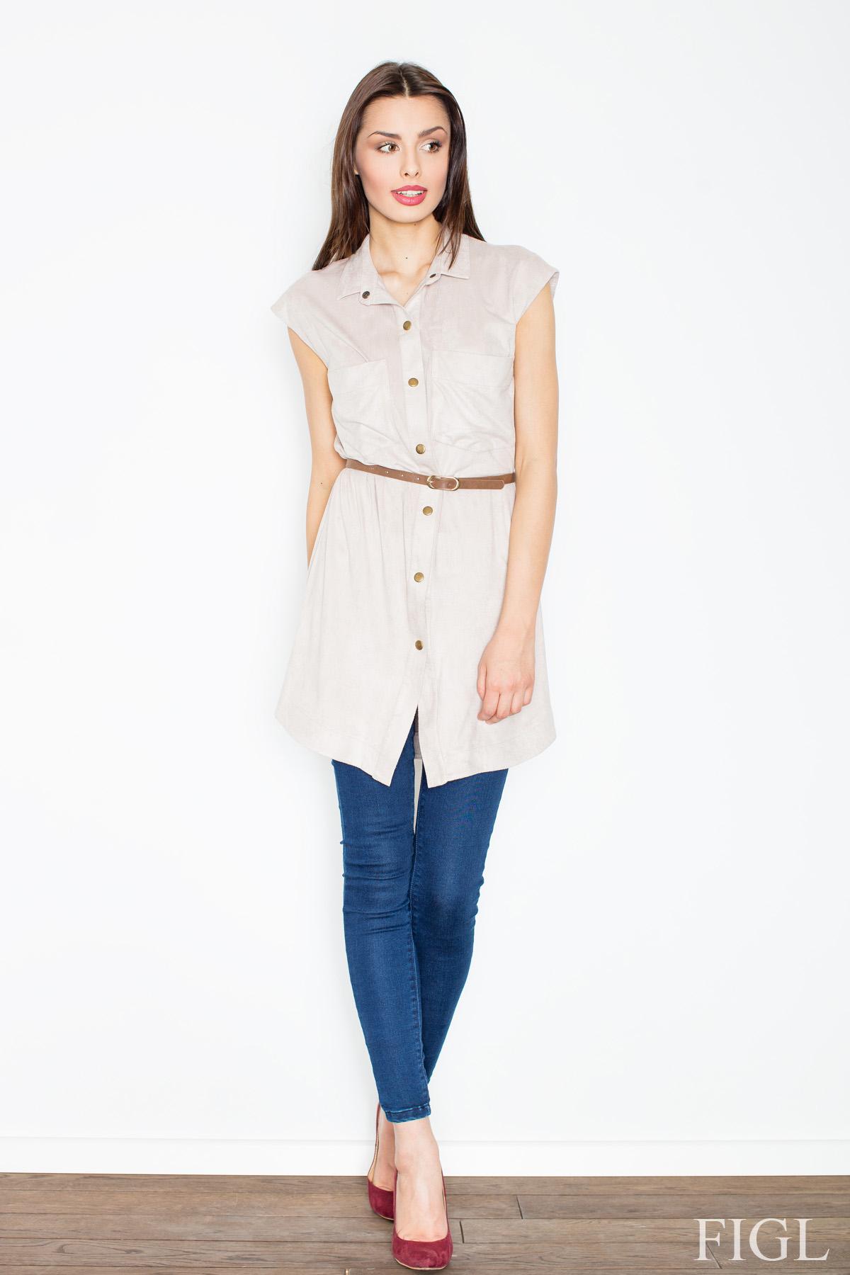 Denní šaty  model 52579 Figl