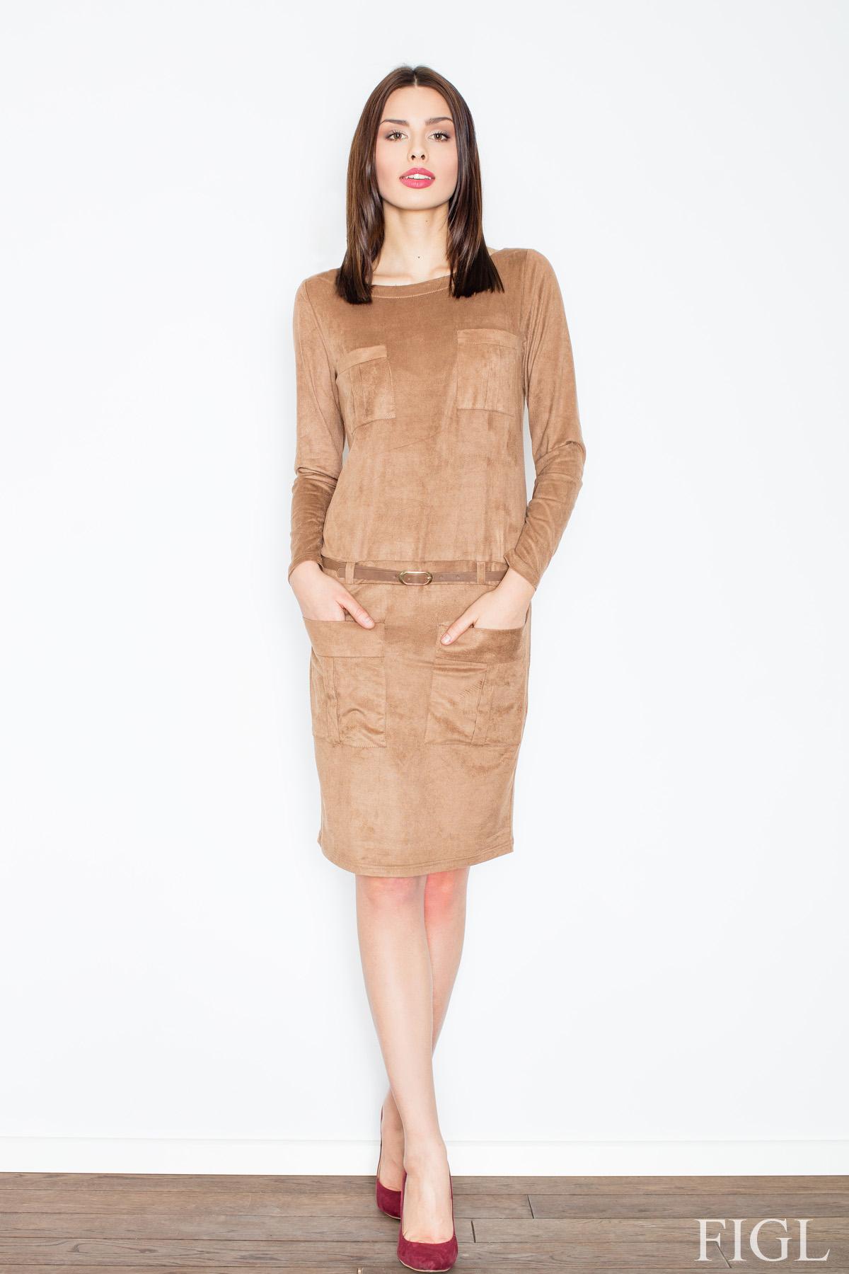 Denní šaty  model 52587 Figl