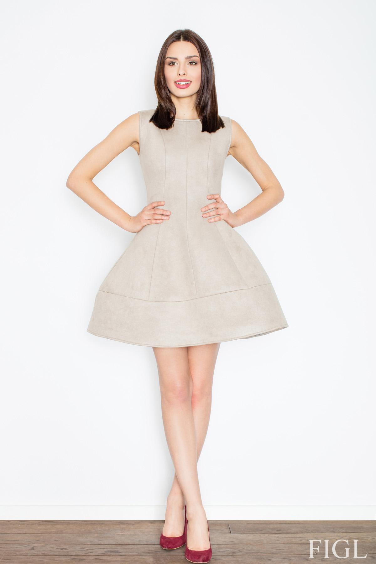 Denní šaty  model 52595 Figl