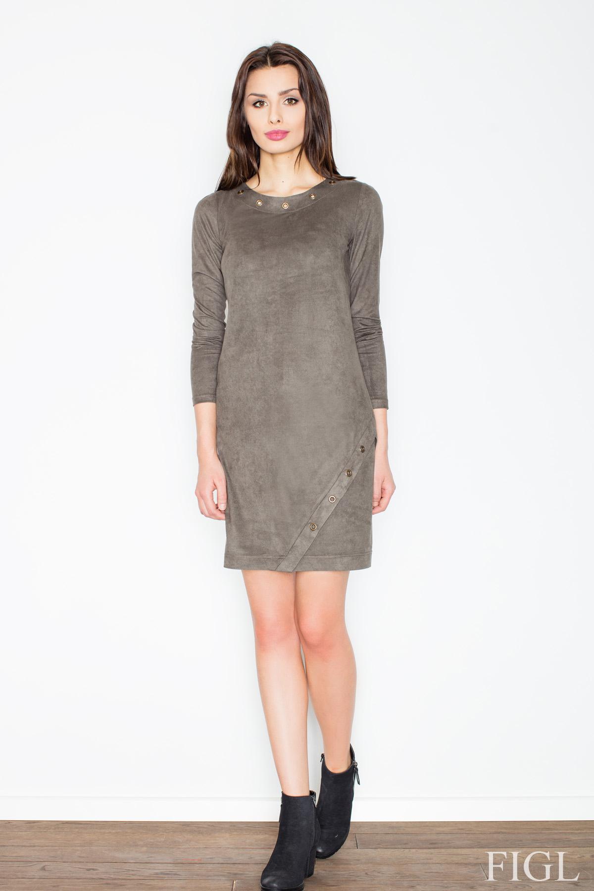 Denní šaty  model 52600 Figl