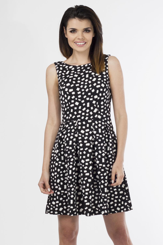 Denní šaty  model 58438 Depare