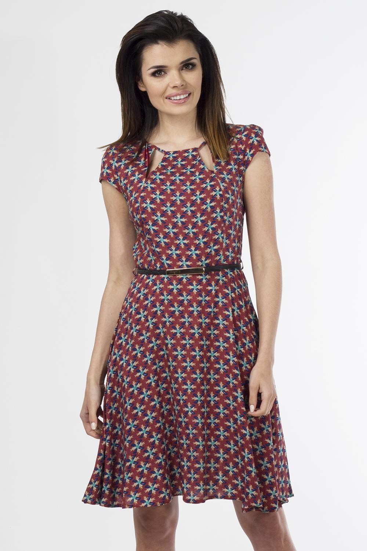Denní šaty  model 58441 Depare