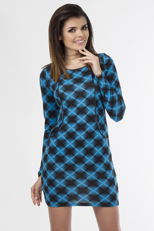 Denní šaty  model 58429 Depare