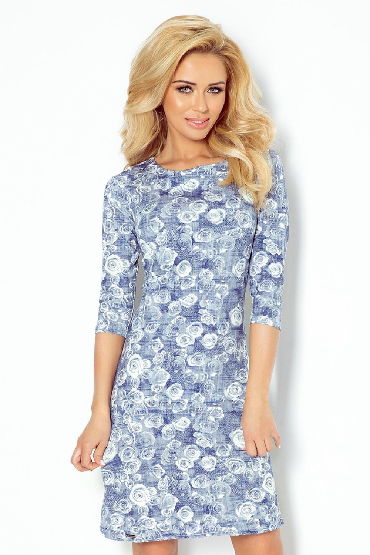 Denní šaty  model 58626 Numoco